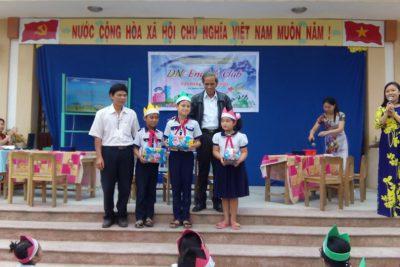 Trường TH Đoàn Nghiên tổ chức ra mắt CLB tiếng Anh